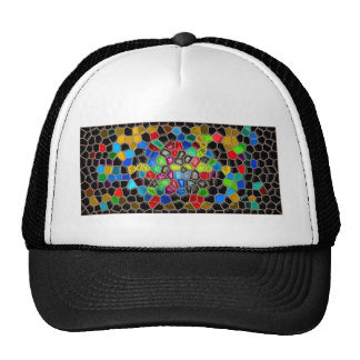 oil painting modern  abstract paintings fine art trucker hat
