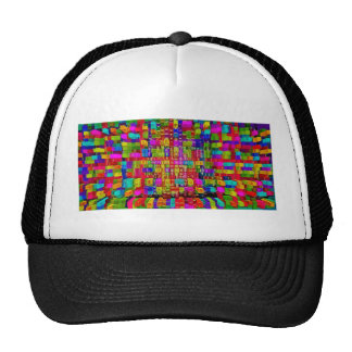 oil painting modern abstract paintings home office trucker hat
