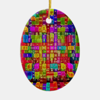 oil painting modern abstract paintings home office christmas ornament