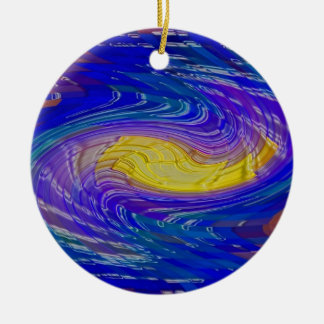 oil painting modern abstract paintings office home christmas ornament