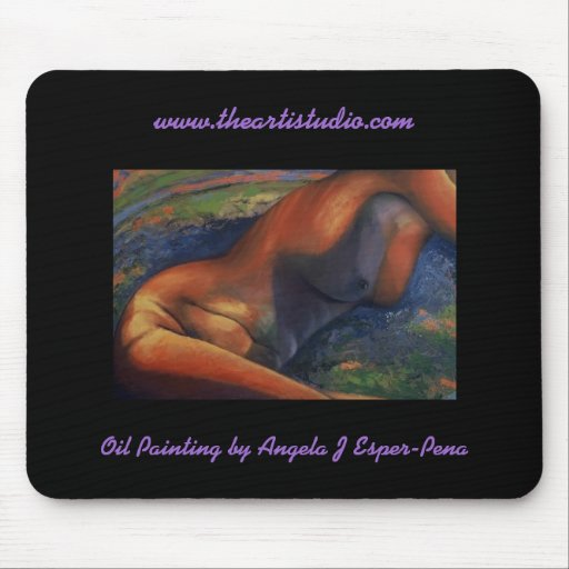 Oil Painting Mouse Pads