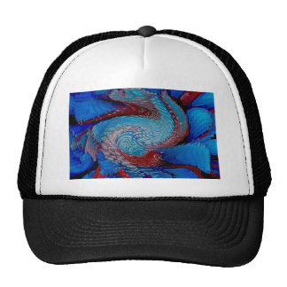 oil painting paintings modern abstract fine art trucker hat