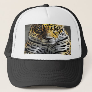 Oil Painting Trucker Hat