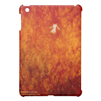 "Oil Painting ""White Dress"" iPad Case"