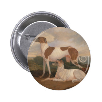 oil paintings of greyhounds button