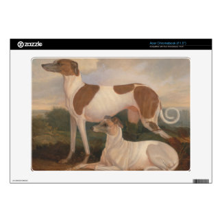oil paintings of greyhounds acer chromebook decals