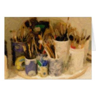 oil paints2008 1 card