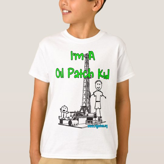 Oil Patch Kid T-Shirt