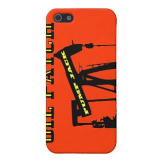 Oil Patch Pump Jack,iPhone Case,Oilman,Gift, Cover For iPhone SE/5/5s
