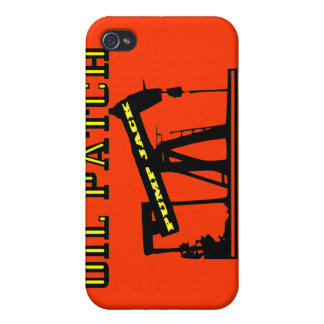 Oil Patch Pump Jack,iPhone Case,Oilman,Gift, iPhone 4 Case