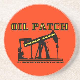 Oil Patch,Pump Jack,Oil Field Drinks Coaster,Rigs Drink Coaster