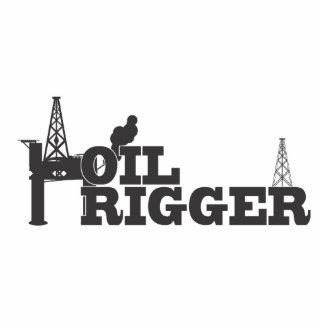 Oil Platform Photo Cutout