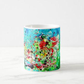 Oil pollution [44] coffee mug