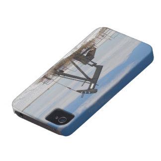 Oil Pump Jack iPhone 4 Case