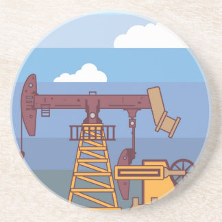 Oil Pumping Rig Coaster