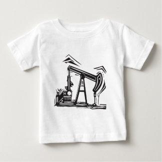 Oil Pumpjack Baby T-Shirt