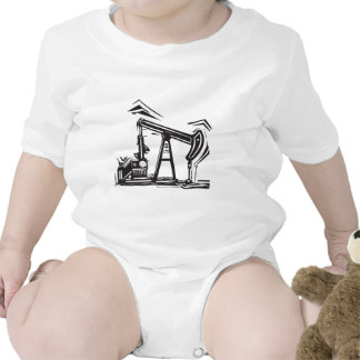 Oil Pumpjack Bodysuits