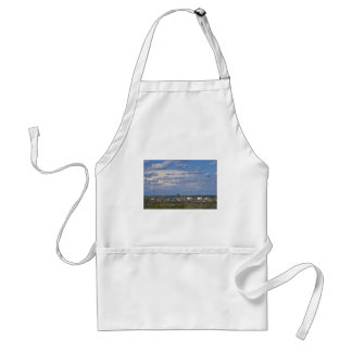 oil refinery adult apron