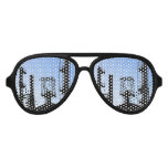 Oil Refinery Aviator Sunglasses