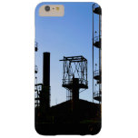 Oil Refinery Barely There iPhone 6 Plus Case