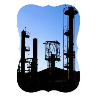 Oil Refinery Card