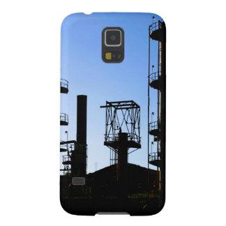 Oil Refinery Case For Galaxy S5