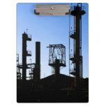 Oil Refinery Clipboard