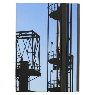 Oil Refinery Cover For iPad Air