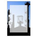 Oil Refinery Dry-Erase Board