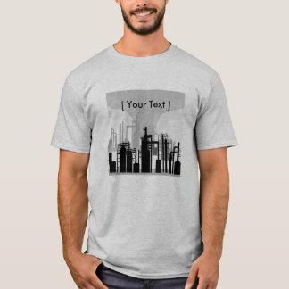 Oil Refinery Environment Mens T-shirt