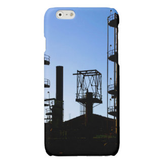 Oil Refinery Glossy iPhone 6 Case