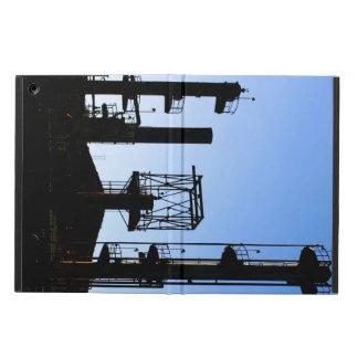 Oil Refinery iPad Air Case