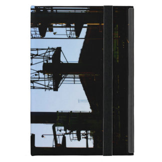 Oil Refinery iPad Mini Cover