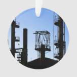 Oil Refinery Ornament