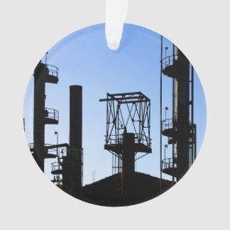 Oil Refinery Ornament