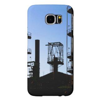 Oil Refinery Samsung Galaxy S6 Case