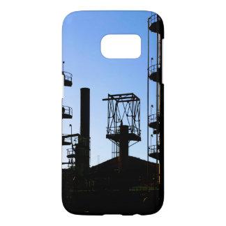 Oil Refinery Samsung Galaxy S7 Case