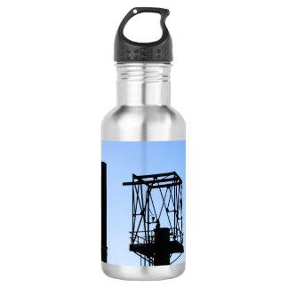 Oil Refinery Stainless Steel Water Bottle