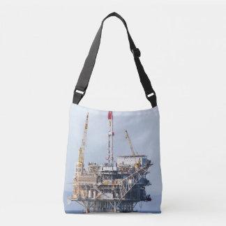 Oil Rig Crossbody Bag