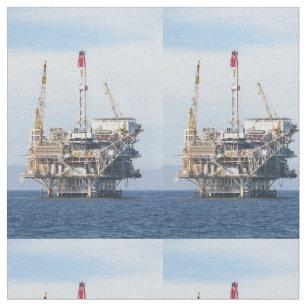 Oil Rig Fabric