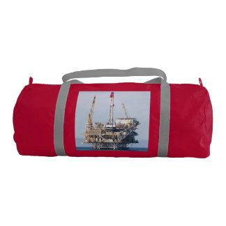 Oil Rig Gym Bag