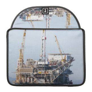 Oil Rig Sleeve For MacBook Pro