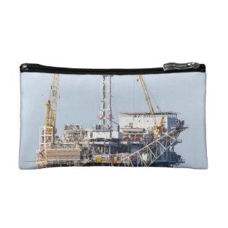 Oil Rig Makeup Bag