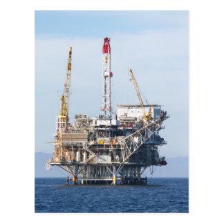 Oil Rig Postcards