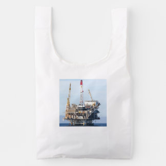 Oil Rig Reusable Bag