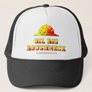 Oil Rig Roughneck,Baseball Cap,Oil Field,Oil,Rig Trucker Hat
