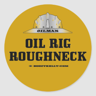 Oil Rig Roughneck,Oil Field Sticker,Drilling Rigs