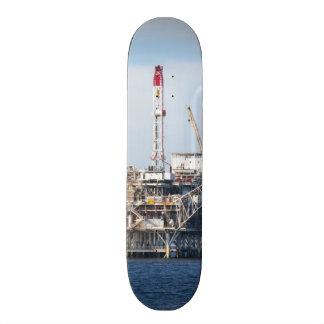 Oil Rig Skateboard Deck