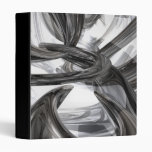 Oil Slick Abstract Binder