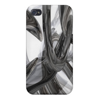 Oil Slick Abstract  iPhone 4 Cases